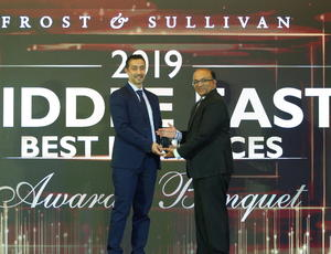 Enova Wins Frost & Sullivan '2019 UAE Facility Management Services Customer Value Leadership Award'